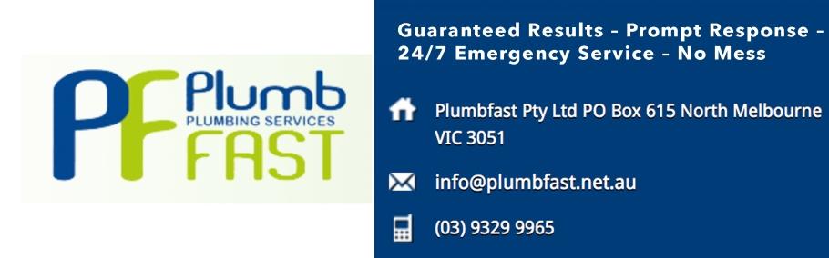 Plumbfast