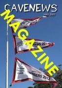 Cave News - Cover - Ed1 - MAga