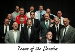 Teams of the Decades